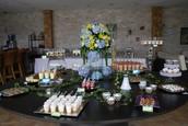 Mesa de Dulces /Dessert Table Decorated