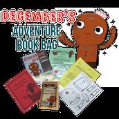 4K Adventure Book Bags!