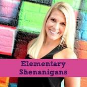 Elementary Shenanigans Blog