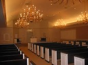 Chapel Services