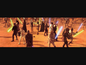 Jedis vs droids