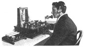 Wireless Telegraph from 1915