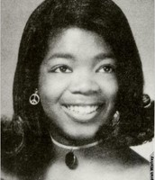 Oprah as a kid