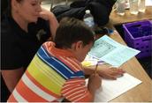 Pinewood Elementary School Rocks Literacy Weeks!