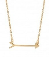 SOLD!!!!!!!!       On The Mark Necklace - Gold