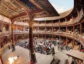 Shakespeare's Globe Theatre(inside)