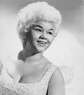 History of Etta James