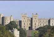 Windsor Castle  (weekend queen)