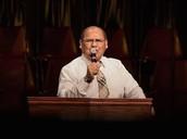 Guest Speaker: Bishop Joe Mendoza