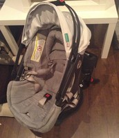 ORBIT high end baby seat