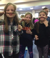 I mustache you to have a great Friday!