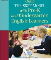 SIOP in Pre-K and Kinder