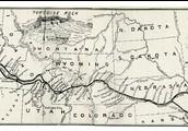 Oregon Trail Map