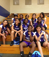8th Grade Volleyball Team!