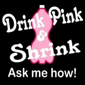 Shrink with the Pink Drink