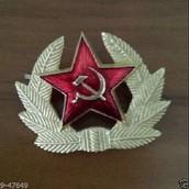 Soviet USSR Red Star