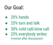 Types of Talk Goals