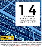 14 Copyright Essentials