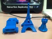 Make & Create - 3D printer