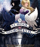 #2 The School for Good and Evil by Soman Chainani