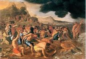 בני ישראל במדבר