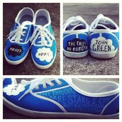 The Fault in our Stars Shoes