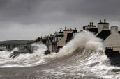 Port William Storm Surge