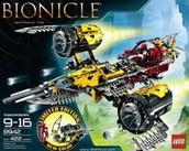 BIONICLE Jetrax T6