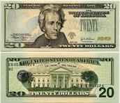 $20 minimum