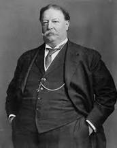 31. William Taft
