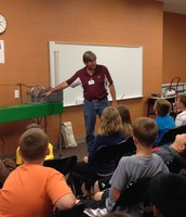 4th Graders Learn About Electric Safety