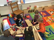Creative play is extremely important!