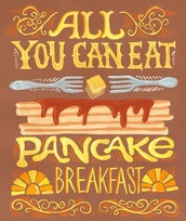 Support PCAA and the Huntsman Cancer Institute with our first annual Pancake Breakfast!