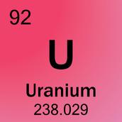 properties of Uranium