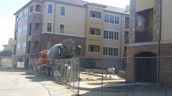 The Condo in Progress