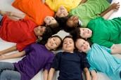 Kindergarten Color Days!