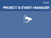 Projects & Events Manager