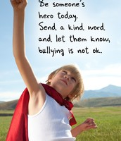 Bullying needs to End...Stand Up