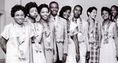 The Little Rock Nine people