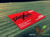 The benefits of metal business cards