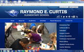 Curtis Webpage