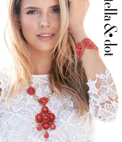 Sardinia Necklace from the Gypset Collection!