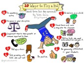 10 Ways to Flip a Kid