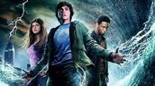 About Percy Jackson