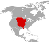 Is Spain comparable to the size of the united states?