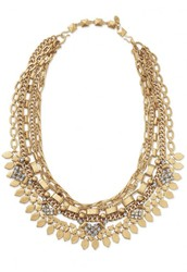 The Sutton 5 Way in Gold - $128