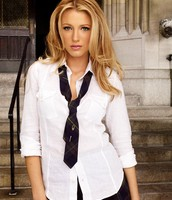 Gossip Girl's Blake Lively as Hana Tate