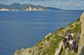Stunning Hikes along the Ionian Sea