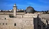 נצרות מסגד אל אקצא