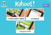 Part I: Kahoot Warm Up